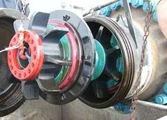 Большой опыт создания систем очистки трубопроводов и решений по управлению трубопроводами